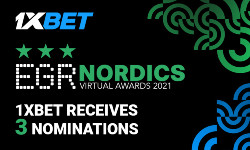 1xBet has the chance to win three categories.