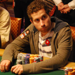 2010 WSOP Main Event champion Jonathan Duhamel is trying to become the second player to win both the Main Event and The Players Championship