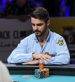 A combination of experience and coaching could play a factor if Max Steinberg makes it to heads up play next week at the WSOP Main Event final table.