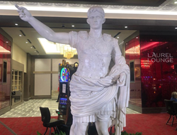 After 18 months of construction, guests can now live, play and dine like a Caesar in the 110,000-square-foot integrated facility.
