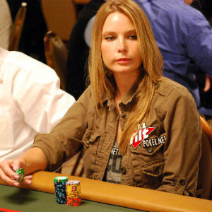 """""""Great hair"""" is one of the reasons Erica Schoenberg thinks Max Steinberg will prevail at next week's WSOP Main Event final table."""