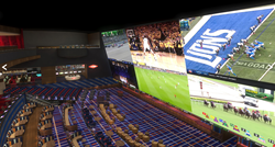 Another signature element will be a multi-level, stadium-style sportsbook, equipped with the biggest screen in sportsbook history.