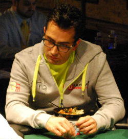 Antonio Esfandiari the $1 million Big One for One Drop last year.