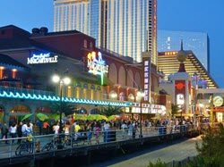 Atlantic City casinos would benefit from the addition of sports betting.