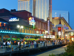 Atlantic City resort casinos would benefit from legalized sports betting in New Jersey.