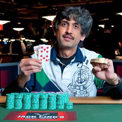 Ayaz Mahmood is the first Bangladesh-born WSOP bracelet winner.