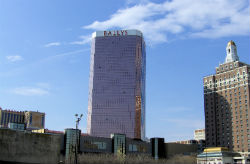 Ballys Dennis and Claridge Towers - Atlantic City