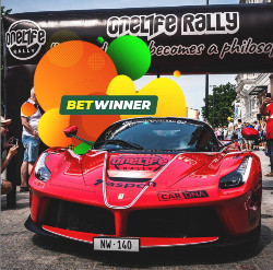 BetWinner will be the exclusive bookmaker sponsor for OneLife Rally.