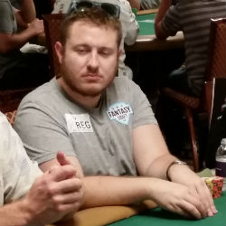 Brian Hastings, seeking his third WSOP bracelet in 2015, got off to a great start on Day 1B.