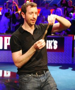 Brian Rast won his second WSOP gold bracelet in 2011 after taking down the $50,000 Poker Player