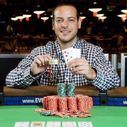 Buchman gets to take the bracelet home this time.