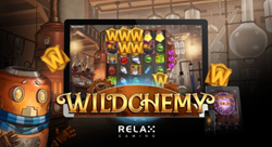 Chemistry has never been more fun than in this unique, medium volatility slot title.