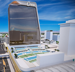 Circa will bring a new energy to downtown as the first ground-up resort development in the area since 1980.