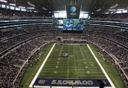 Dallas is one of the teams that plans to allow a limited amount of fans at home games this season.