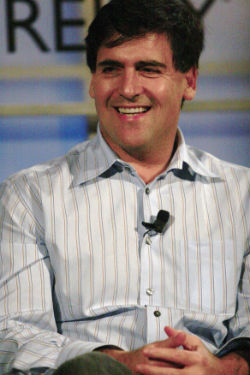 Dallas Mavericks owner Mark Cuban joined Fantasy Labs as an investor and strategic partner last week. (<em>photo courtesy of Kris Krug/Creative Commons</em>)