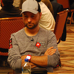 Daniel Negreanu survived Day 1C action at the Main Event
