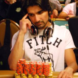 Daryl Jace played big-pot poker to shoot up the leaderboard.