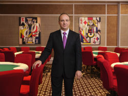 Director of Poker Gary Hager expects Encore Boston Harbor to have one of the highest volume poker rooms in the country when the new space is fully up and running.