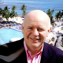 Don Robinson was named President of Baha Mar Resorts in early 2006