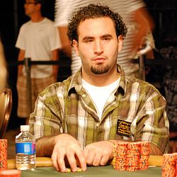 Donny, the youngest of the Mizrachi brothers, was the second to bust out.