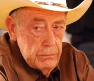 Doyle Brunson eventually decided to play in the WSOP Main Event, but he was eliminated on Day 1A.