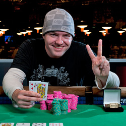 Dutch Boyd now has two WSOP bracelets in his collection.