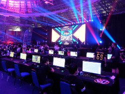 eSports has all but transitioned to the mainstream.