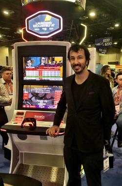 GameCo CEO Blaine Gaboyes