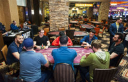 Great poker rooms have many players involved in the games so there is never a lack of action.