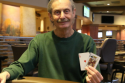 Henry G., one of the seven winners.
