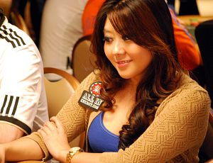 Ho scored the biggest cash of her career after finishing in second place in a WSOP event this year.