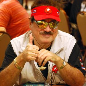 Humberto Brenes finished the day with over 130,000 chips.