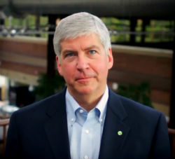 If Snyder had signed off on the legislation, Michigan would have joined the list of U.S. states to approve online gambling.