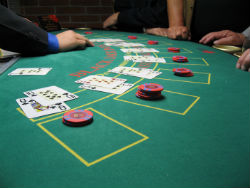 If you are not catching good cards at the blackjack table, you should not blame your dealer.