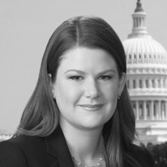 Ifrah Law attorney Jessica Feil brought a welcome perspective to discussions of millennial outreach.