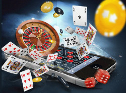 In online poker rooms you will be able to play almost any game that you like.