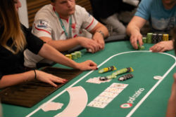 In Pot Limit Omaha, having position over your opponents is infinitely more important than in Texas Hold'em.