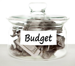 Incorporate all the startup and ongoing costs into a budget and put it in place for at least one year