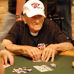 Jack Ury is still alive in the WSOP 2010 Main Event.