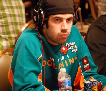 Jason Mercier continued his hot run and finished the day in the top 30 in chips.