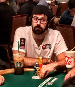 Jason Mercier has found himself thinking about more than just his own chip stack during the WSOP this summer.