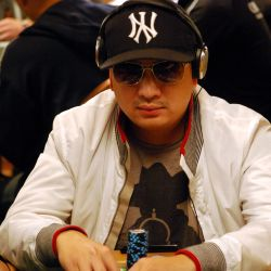 JC Tran busted out in Day 2B.