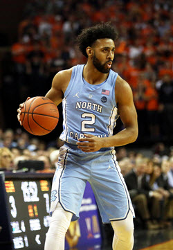 Joel Berry and North Carolina will try to repeat as NCAA champions when the 2018 tournament begins this week.