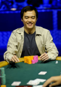 John Juanda will enter the Poker Hall of Fame with Jennifer Harman at a ceremony at Binion's Gambling Hall in Las Vegas on Nov. 6.