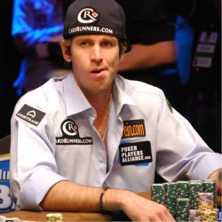 John Racener will be the decided underdog when he hits the felt for heads-up play Monday.