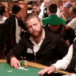 Jorryt Van Hoof, who finished third in the 2014 Main Event, ended Day 1A among the chip leaders.