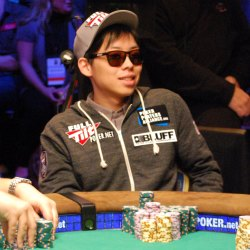 Joseph Cheong and Jonathan Duhamel locked horns in a number of epic hands on Saturday.