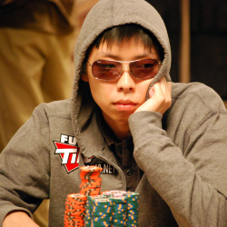 Joseph Cheong is the chip leader with 27 players remaining