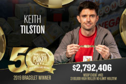Keith Tilston
