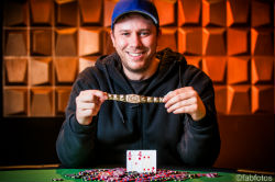 Kevin MacPhee conquers 2015 WSOPE Berlin Main Event for €883,000